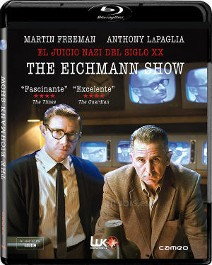 Baixar HDGHGH The Eichmann Show Dublado e Dual Audio Download