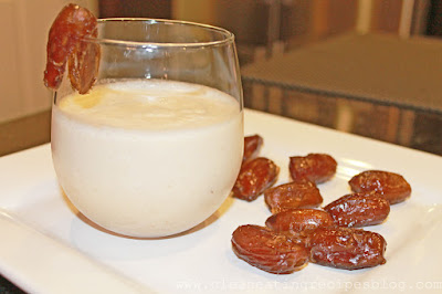 Milk With Dates