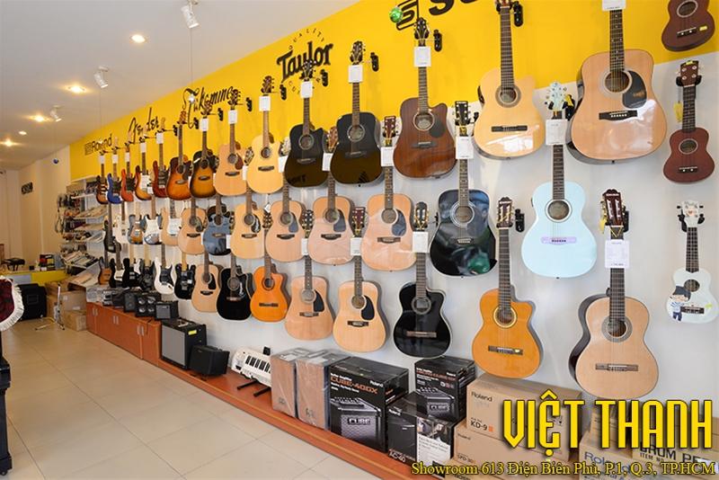 dan guitar acoustic la gi