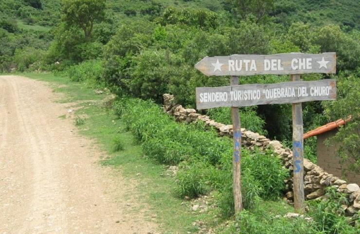 destinos turisticos de chuquisaca para visitar muyupampa camino del che