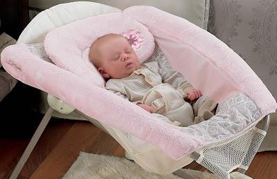 Fisher Price Newborn Rock N Play Sleeper Baby Cinema