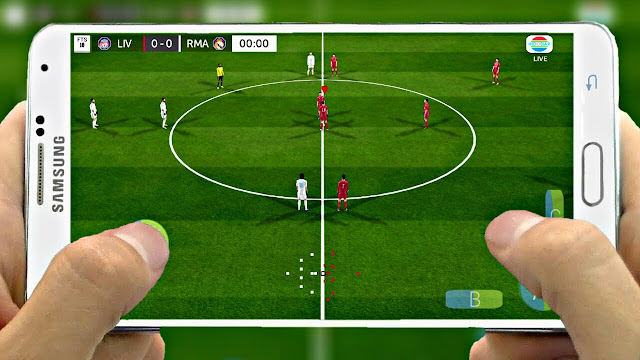 NEW!! FOOTBALL OFFLINE BEST GRAPHICS FTS 18 ANDROID