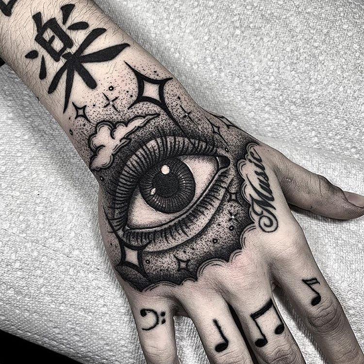 All Seeing Eye Tattoo Designs: 95+ Illuminati All Seeing Eye Tattoo Meaning & Designs For