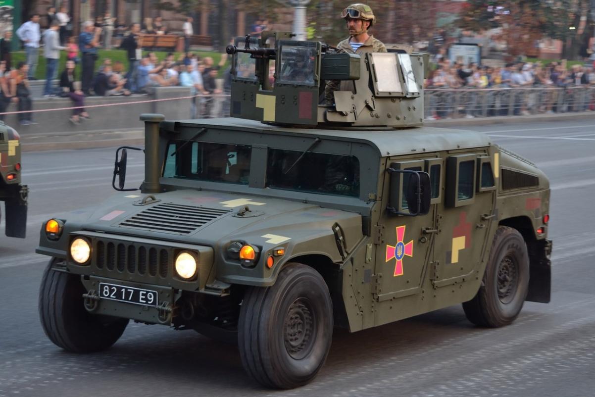 HMMWV M1114 8217 E9