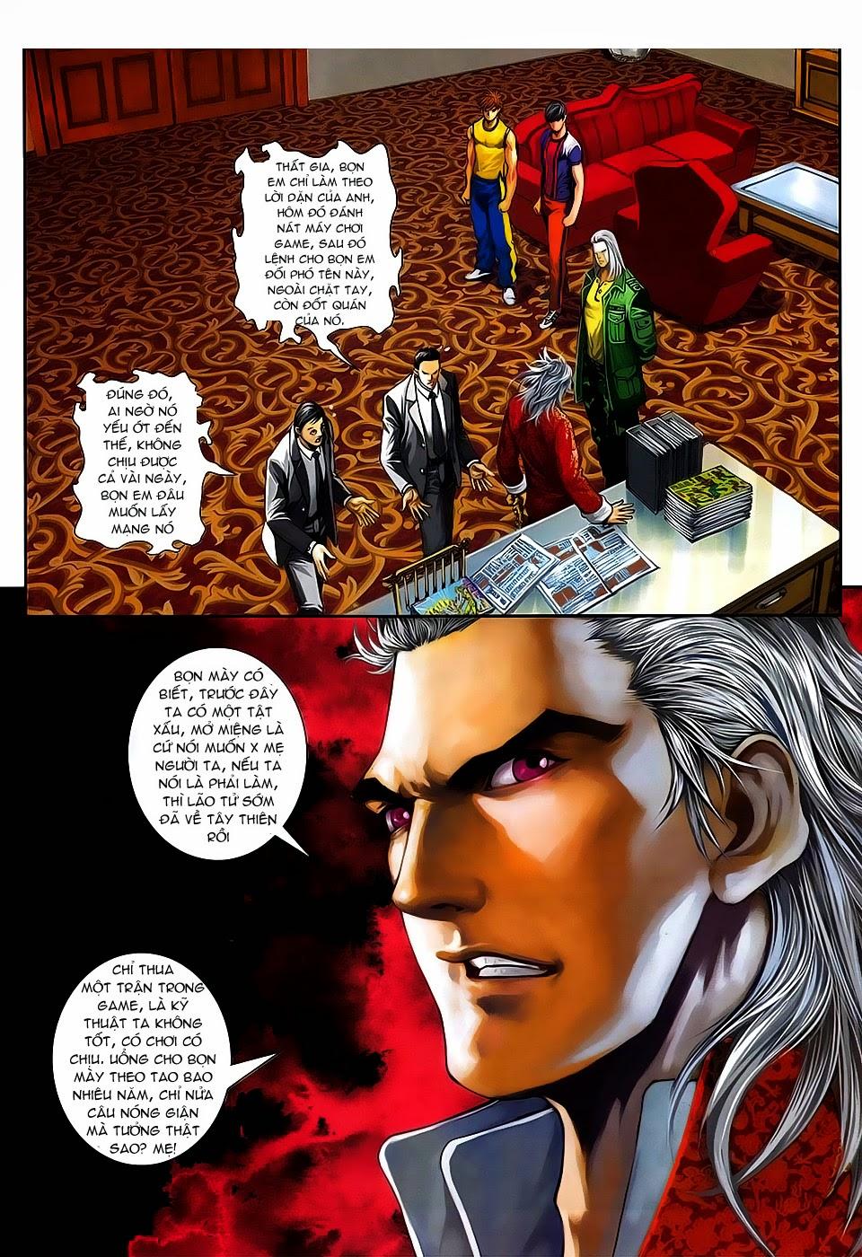 Quyền Đạo chapter 8 trang 12