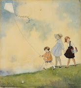JUNE inspiration is The Kite by Ethel Spowers
