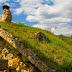 Каменните къщи край Карлуково