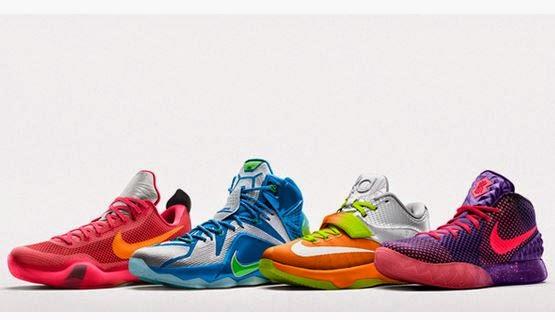 online store 57fe4 44b84 Nike Allstar Lebron 12,Kobe 10,KD 7   More Hitting NIKEiD (Images)