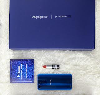 OPPO Hadirkan Perangkat Kolaborasi Dengan M·A·C