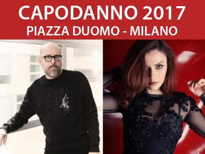 Concerto Capodanno 2017 Milano Piazza Duomo