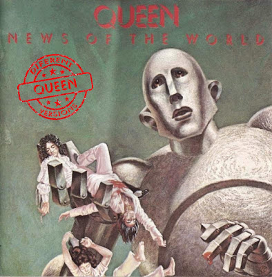 Queen - News Of The World (Versiones Diferentes)