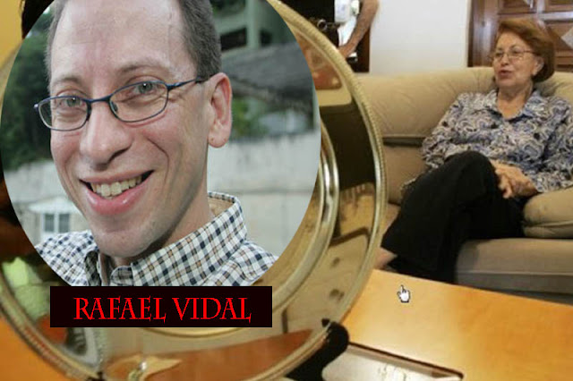 Asesinan en un atraco a la Madre de Rafael Vidal