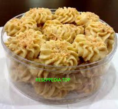 Resep Lengkap Kue Sagu Keju Renyah & Enak