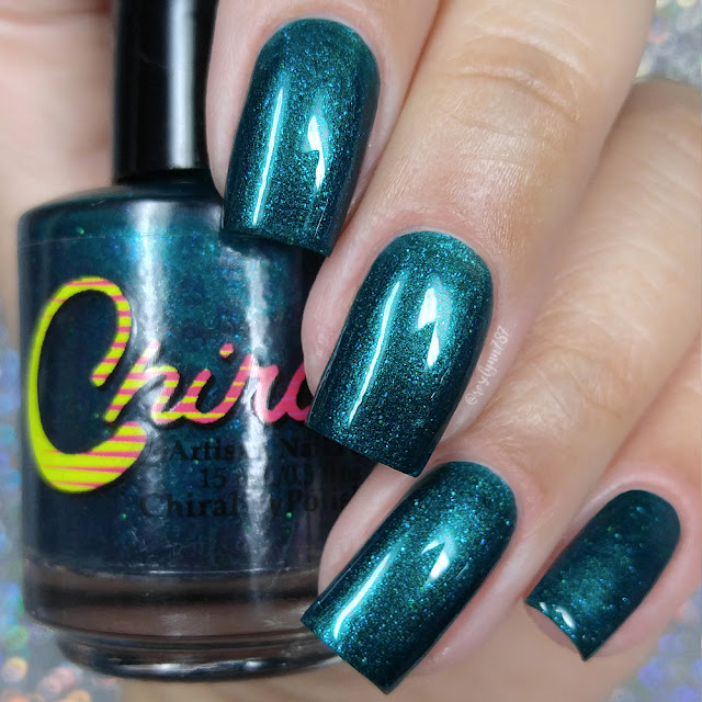 Chirality Nail Polish - Maneater
