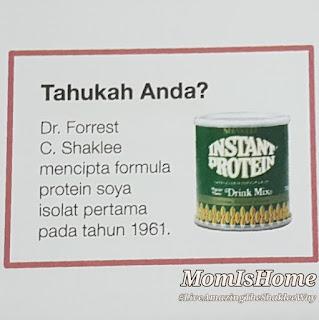 ESP protein soya isolat pertama 1961