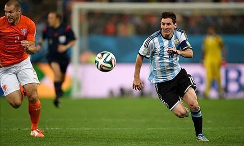 Đội bóng Argentina phụ thuộc quá nhiều vào Messi