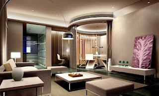 Gambar Desain Interior Rumah Modern 4