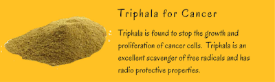 Triphala for Cancer
