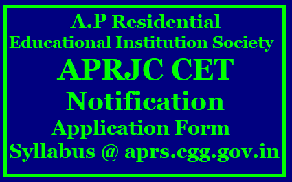 APRJC 2018 Notification, Application Form, Syllabus @ aprs.cgg.gov.in APRJC 2018 Notification, Eligibility, Application Form | APRJC Online Application 2018 Apply Online Here - http://aprs.cgg.gov.in | APRJC 2018 Notification, Application Form, Syllabus | APRJC 2018 Notification, Online Application APRJC -CET 2018 Online Application, Fee, Dates, Submission, Procedure | APRJC Application Form 2018 Eligibility , Exam date , Notification | APRJC Apllicationj Form 2018 | APRJC CET 2018 | Andhra Pradesh Residential RJC CET Entrance Test 2018 | APRJC CET 2018/AP Residential Junior College Entrance Exam Results Download @aprs.cgg.gov.in |APRJC 2018 Notification, Exam dates, Application form,Eligibility Criteria Results |APRJC CET 2018 Notification, Exam Results, Fee, Eligibility|APRJC 2018 online application form notification hall tickets exam date| APRJC 2018 admission notification| Andhra Pradesh Residential Junior College 2018 Notification| Apply online for APRJC 2018 at aprs.cgg.gov.in | APRJC-cet-2018-ap-residential-junior-college-entrance-exam-test-notification-apply-online-aprs-cgg-gov-in-application-form-halltickets-answerKey-results-counselling-Dates-download /2018/02/APRJC-cet-2018-ap-residential-junior-college-entrance-exam-test-notification-apply-online-aprs-cgg-gov-in-application-form-halltickets-answerKey-results-counselling-Dates-download.html