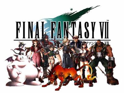 Download Game Android Gratis Final Fantasy 7 apk + obb
