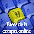 Las fases del proceso de compra online
