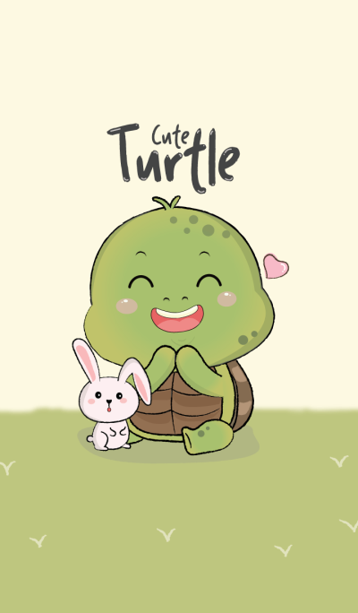 My Turtle Cute.