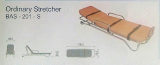 harga stretcher ambulance