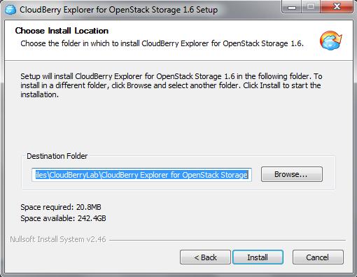 OpenStack Freeware Tool Folder