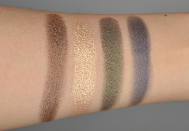 Mary Kay Pure Dimensions Eyeshadow Palette in Maui Gardens Review Swatches