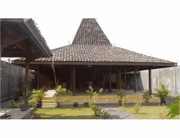 CONTOH TERBARU Rumah  Idaman Sederhana  di Desa atau Kampung