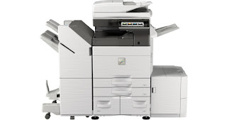 Sharp MX-6070V Printer