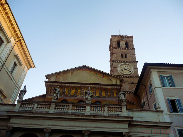 Plazas de Roma