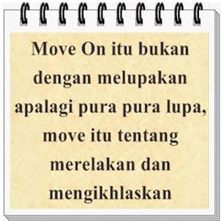 Gamabar dan kata-kata arti move on sesungguhnya buat dp bbm