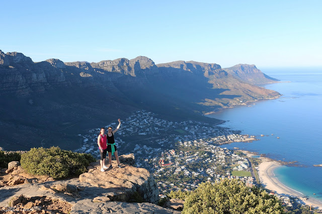 South Africa - Cape Town - Hiking - Lions Head