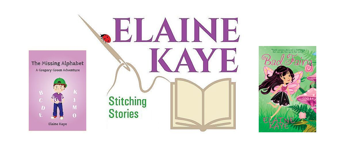 Elaine Kaye, Author
