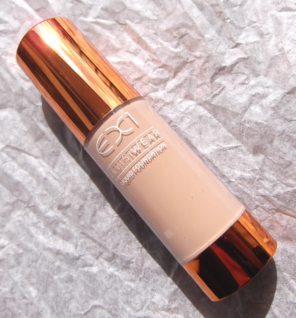 EX1 COSMETICS Invisiwear Liquid Foundation.