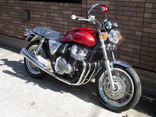 Open Pre Order Honda CB1100EX - JAKARTA