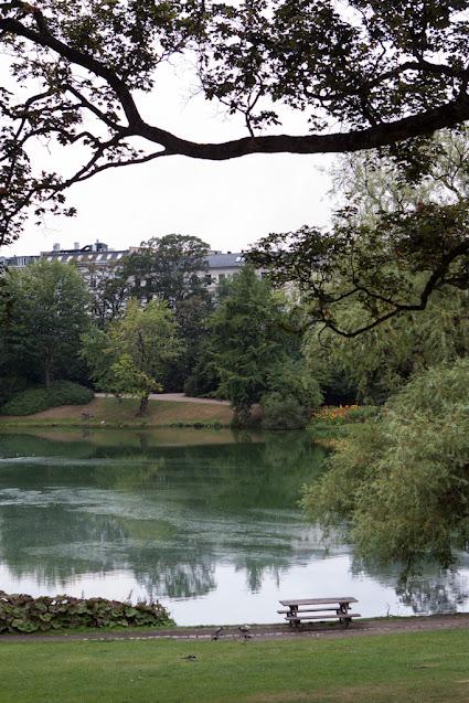 Parco Orsterdsparken-Copenhagen