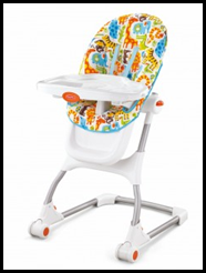 Review: Fisher Price EZ Clean High Chair