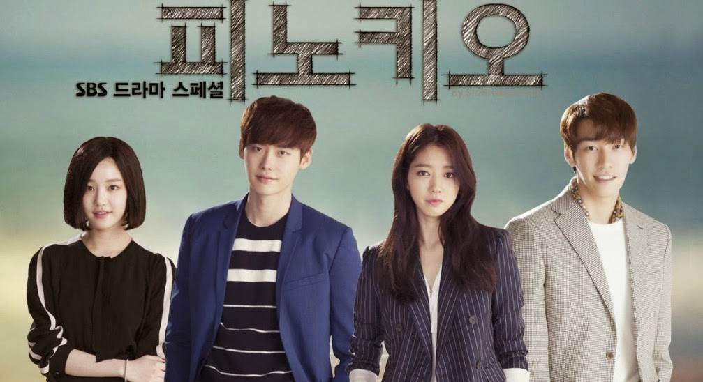 Pinocchio, top korean drama 2014, drama withdrawal syndrome, Lee Jong Shik