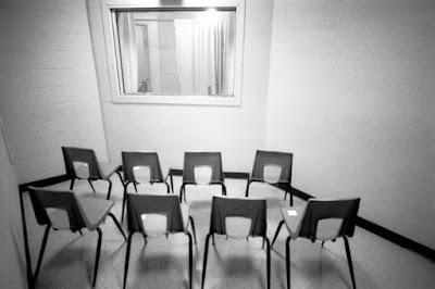 Witness room
