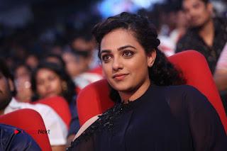 Nithya Menon Latest Stills at at Janatha Garage Movie Audio Launch  0156.JPG