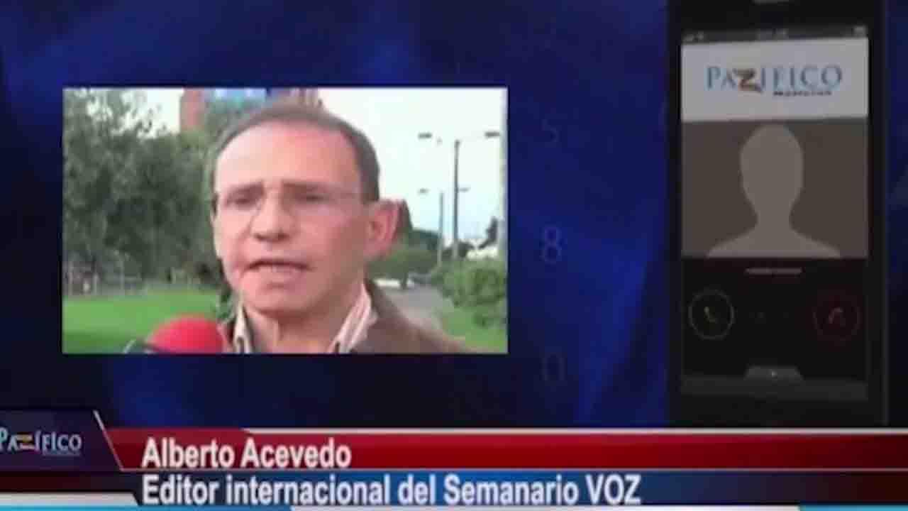 """""""En Venezuela está en juego el futuro de la América Latina contrahegemónica"""": Alberto Acevedo"""
