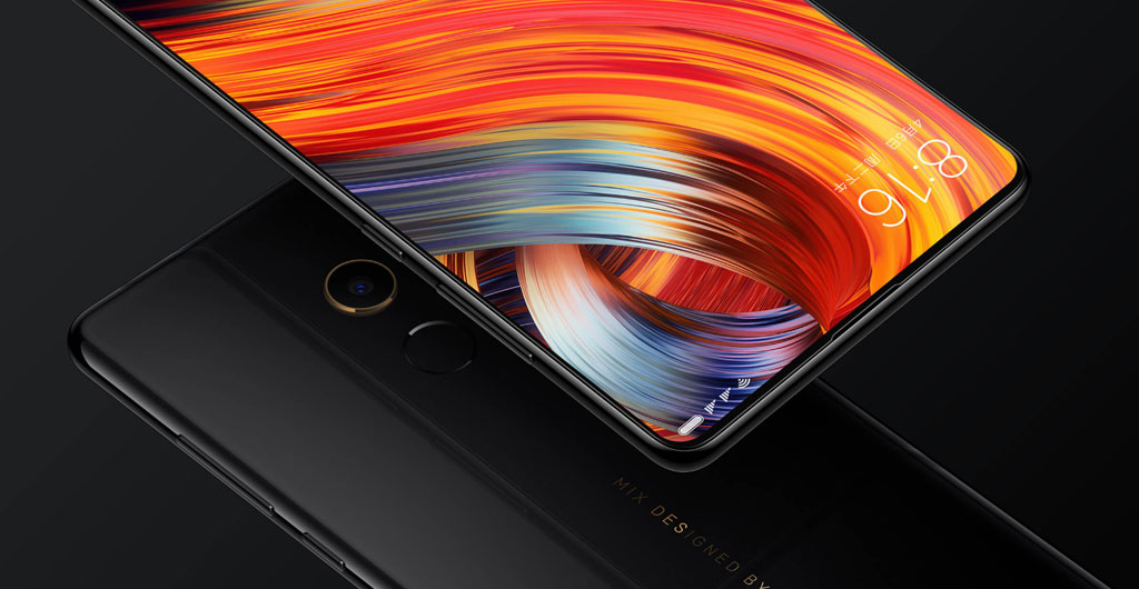 Xiaomi Mi Mix 2S - Best Android Gaming Phones For 2018