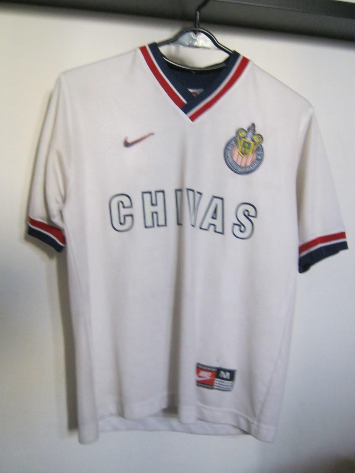 huge selection of 0e13f 7a0ad grobok ku: Chivas Guadalajara Jersey Nike