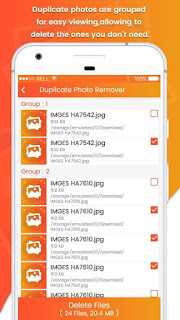Remo Duplicate Photos Remover for Android