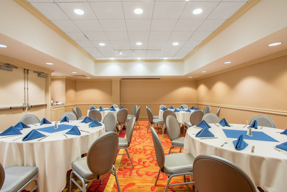 Crowne Plaza Syracuse New York Wedding Venues