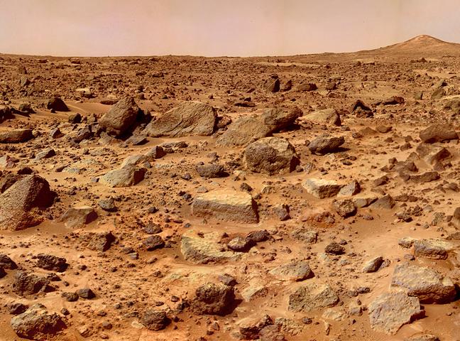 Μυστηριώδες εύρημα στον πλανήτη Άρη που προκαλεί! (Βίντεο)