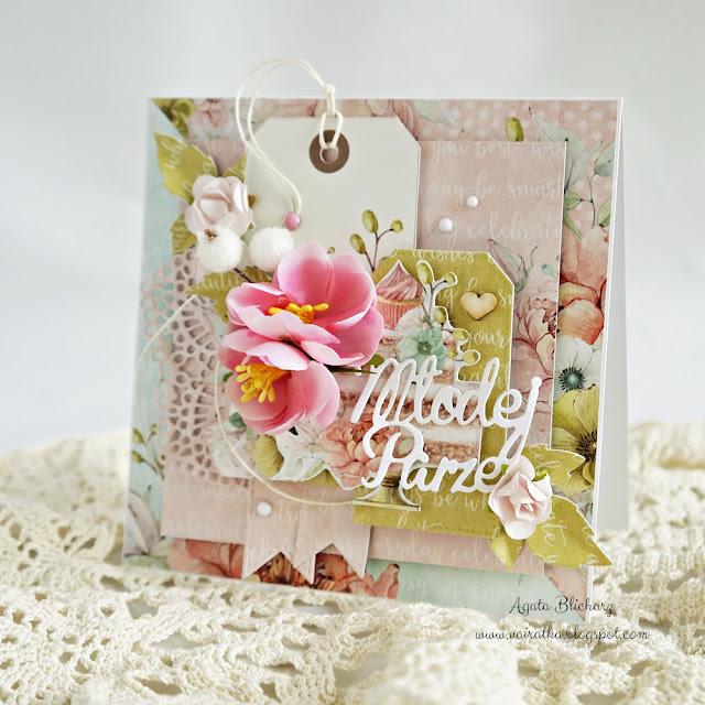 Kwiatowo i romantycznie