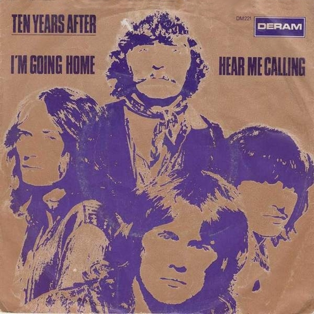 I'm going home. Ten years after